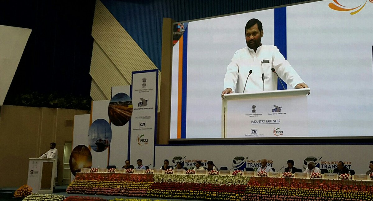 "Ministry of Railways on Twitter: ""In Railways Sector Revolutionary Steps r being taken by MR @sureshpprabhu :Mr @irvpaswan at #IITLS2017 #INDIAONTHEGO ..."