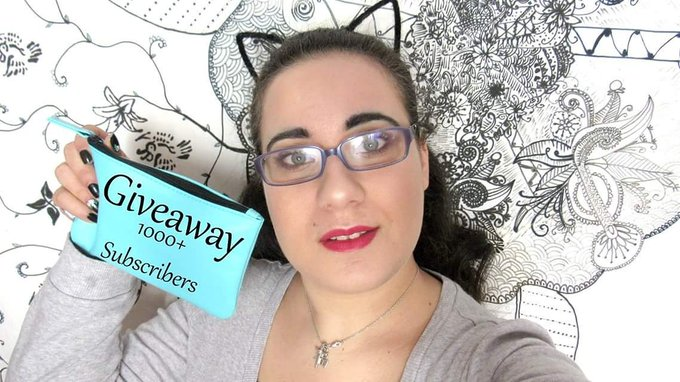 1000+ subscribers giveaway||BeautyLovers