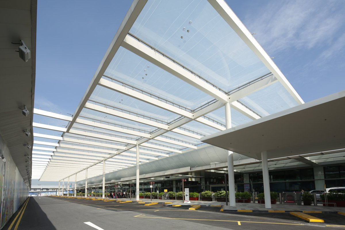 Vector Foiltec Etfe On Twitter Quot Jewelchangi Airport