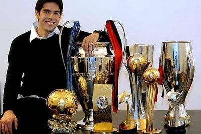 Happy Birthday Ricardo Kaka. The only human who snatched Ballon D\or from Ronaldo and Messi. You were the best :\(