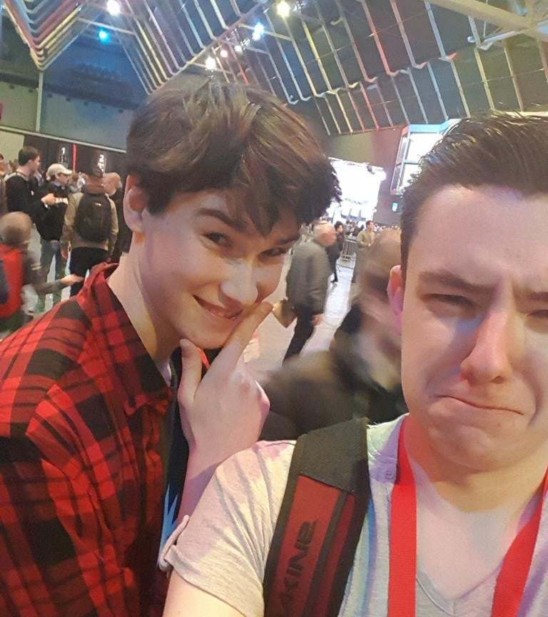 I'm having fun at the Dutch youtube gathering https://t.co/yPIQywF8Dy
