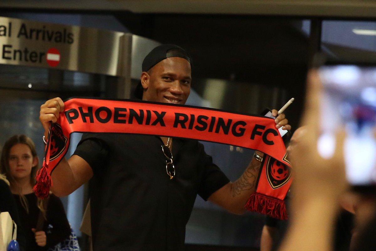 phoenix rising drogba ile ilgili görsel sonucu
