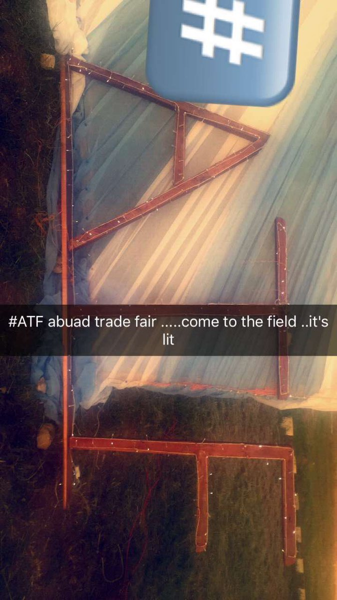 Don&#39;t miss the finale ...tell a friend to tell a friend #ATF @AbuadSrc trade fair #EPIC #YEC #LAR <br>http://pic.twitter.com/ItYeKhSy7P