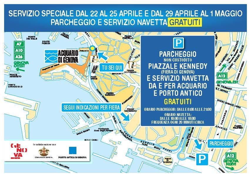 """acquario di genova on twitter: """"pronti per il ponte? per voi"""