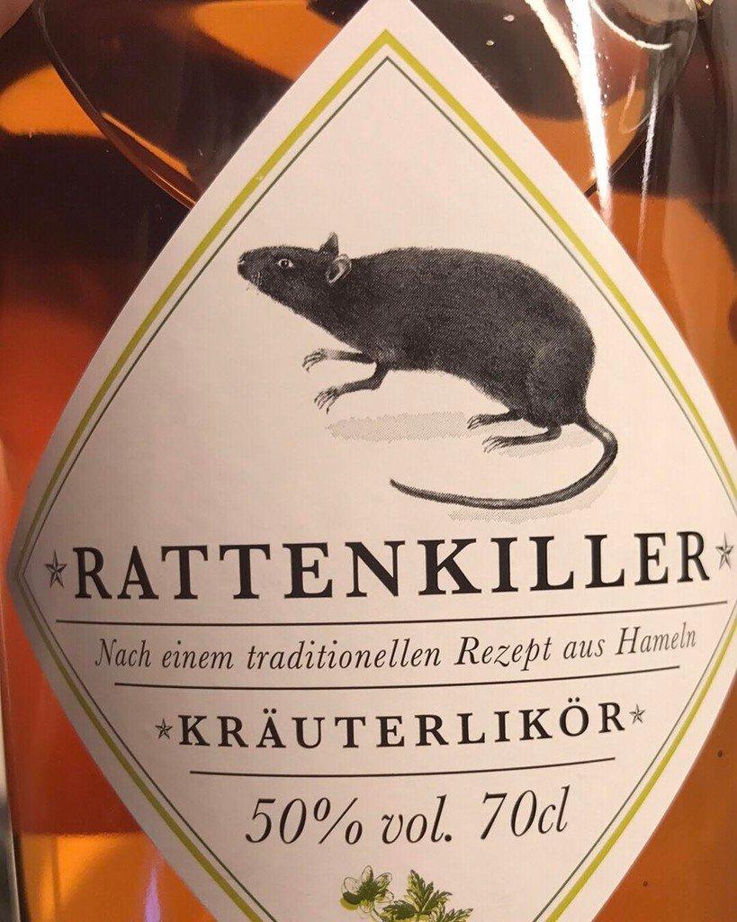 Kräuterlikör rattenkiller Rattenkiller Kräuter
