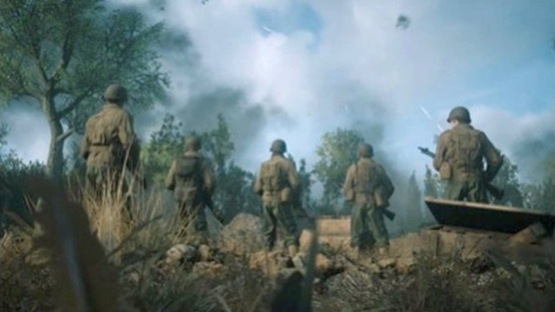 Call of Duty: WWII First Details And Screens Leaked 7