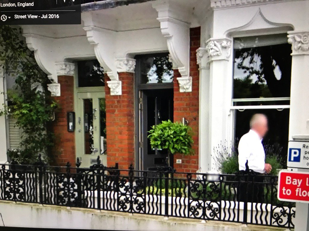 RT @fatherwhitehall: @jackwhitehall fame at last. Pixilated on Google Street View. https://t.co/KdhmB8vd54