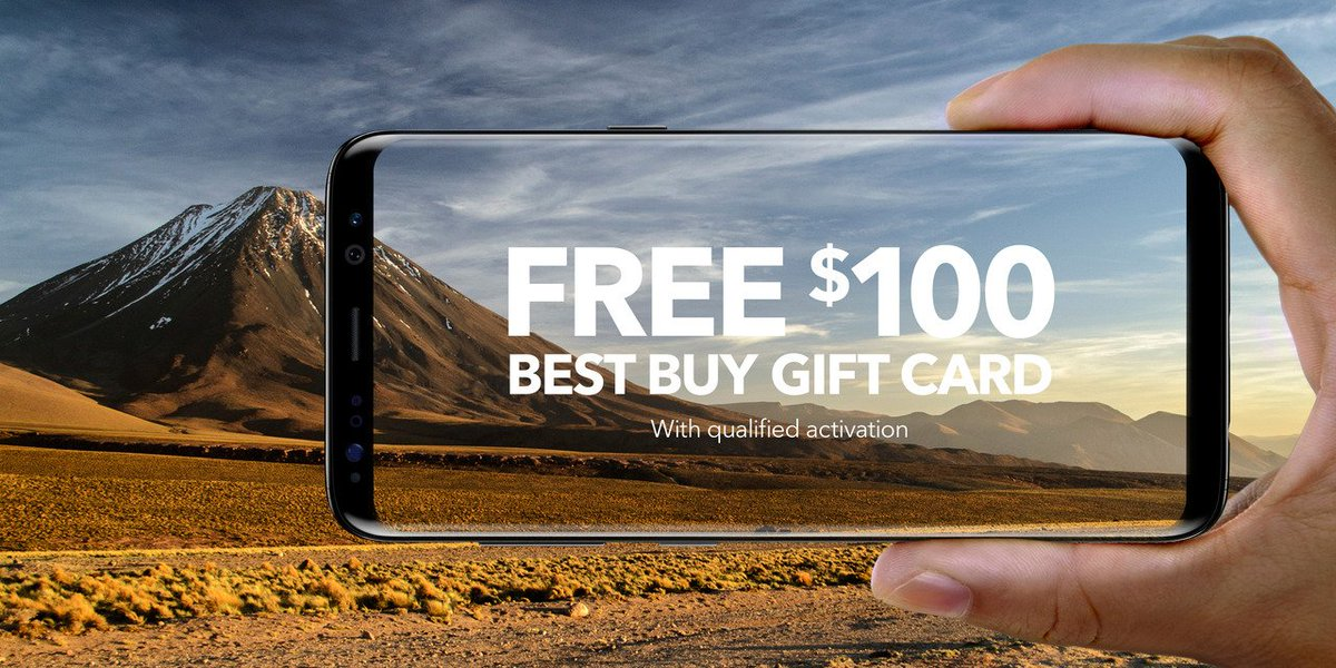 More screen. More spending money. I'm getting my Samsung Galaxy S8 now @bestbuy! https://t.co/P2AtBmexDO #ad https://t.co/La5SeFyx3a