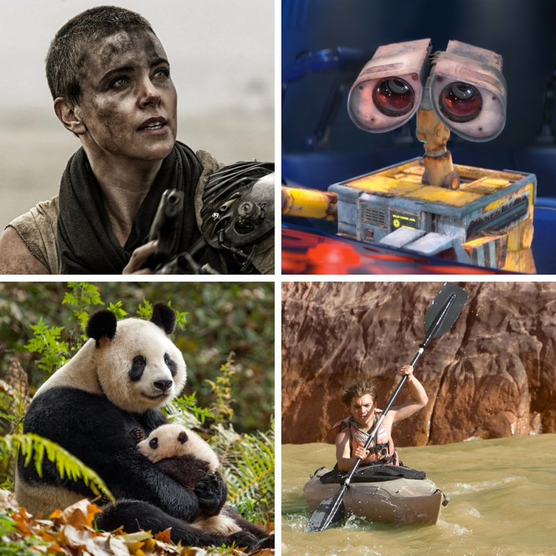 Here are 22 movies to watch in honor of #EarthDay! 🌎👉