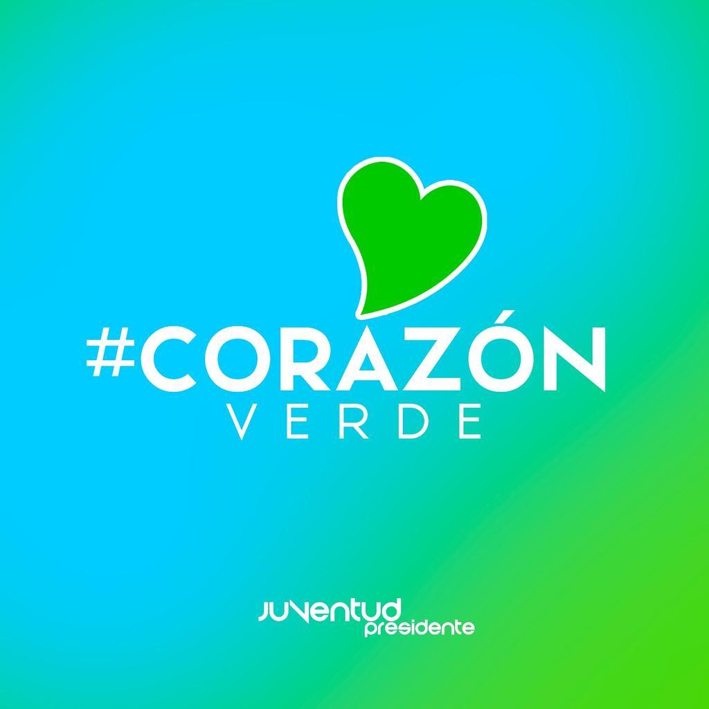 #CorazonVerde Demostremos nuestro amor a la #MadreTierra en #AMORANICA...