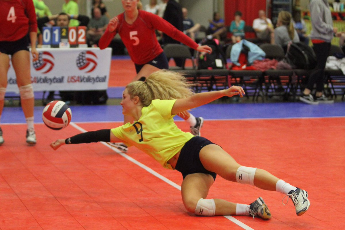usa volleyball on twitter quotdigging the gjnc18 live