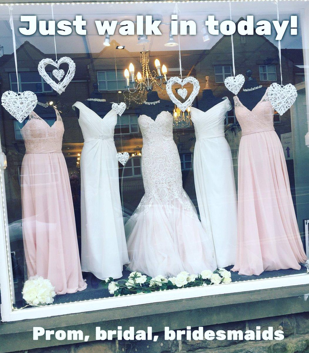 Prom Girls Bridetobe Bridesmaids Just Walk In This Afternoon Leeds Pudsey Weddingdress Wedding Yorkshire 0113 2360652 LS28 6ATpictwitter