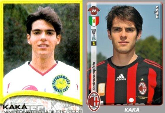 """of the Kaka Pelete dynasty...  \"""" Happy Birthday to KAKA"""