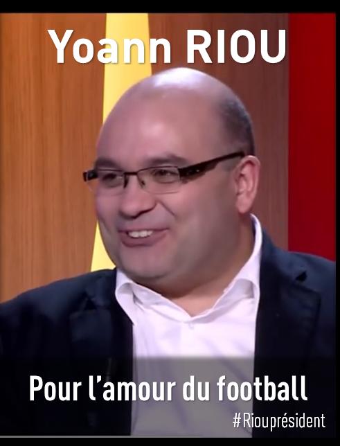 Dimanche votez @riouyoann #lequipefoot pic.twitter.com/D6aIz7G4Wi