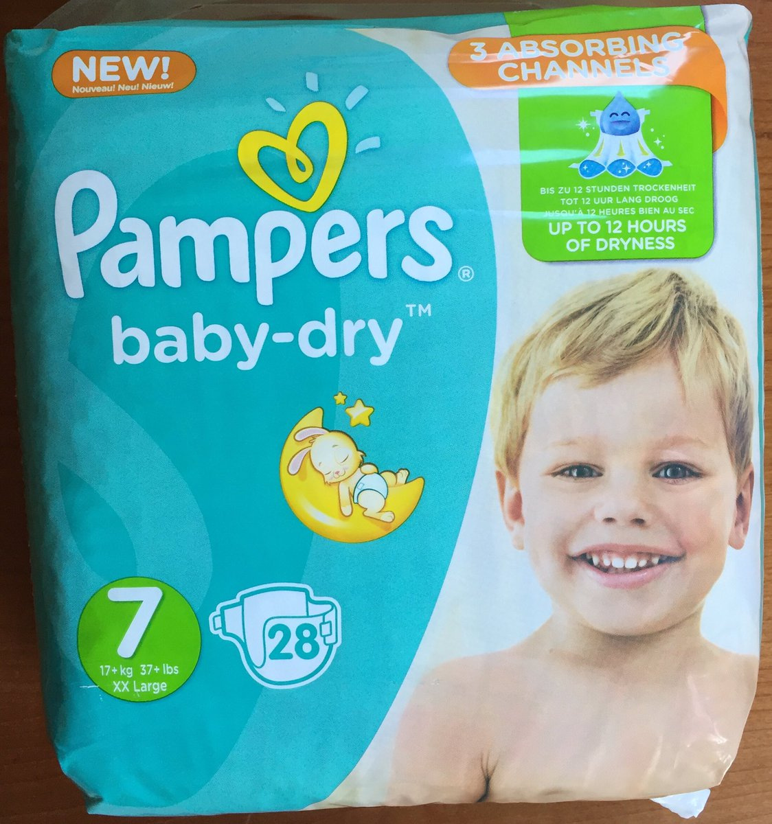 "ConvertUps on Twitter: ""@Pampers_UK Size 7 now in the UK ..."
