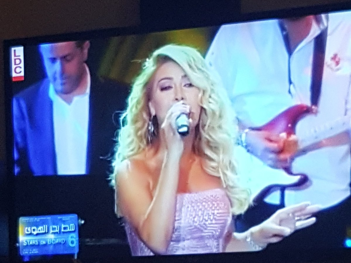 Just now on #LDC  the  rerun of #stars_on_board @NawalElZoghbi<br>http://pic.twitter.com/ZIXj17l3sN