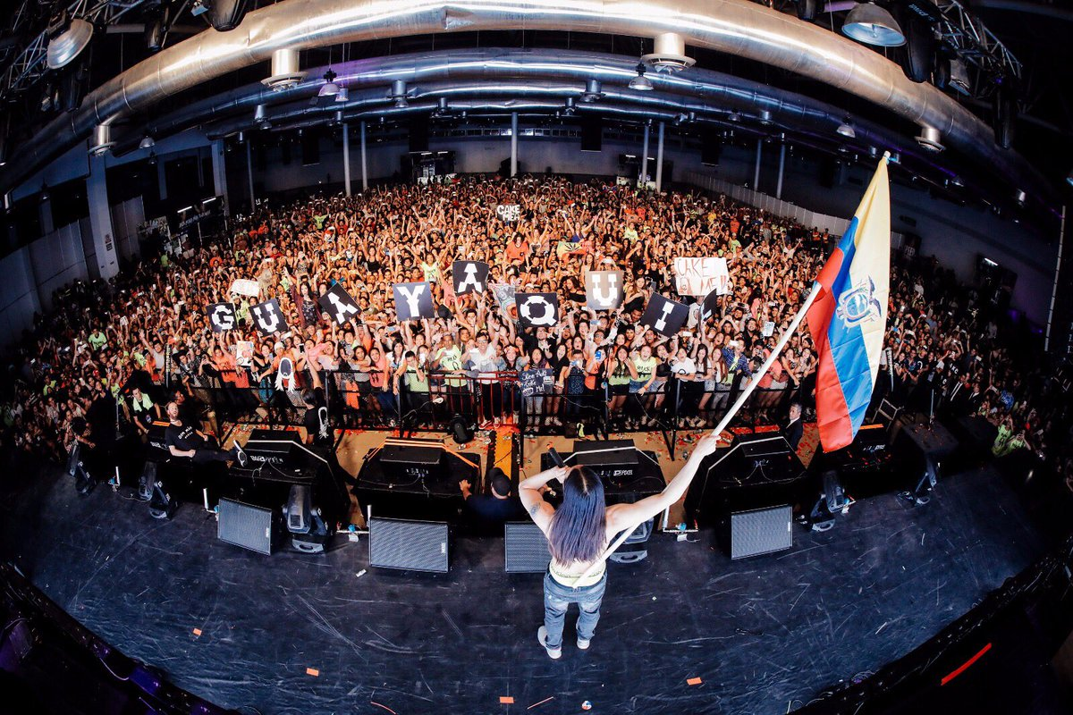 We came we raved we conquered. #guayaquil #ecuador <br>http://pic.twitter.com/GL959jIi9d