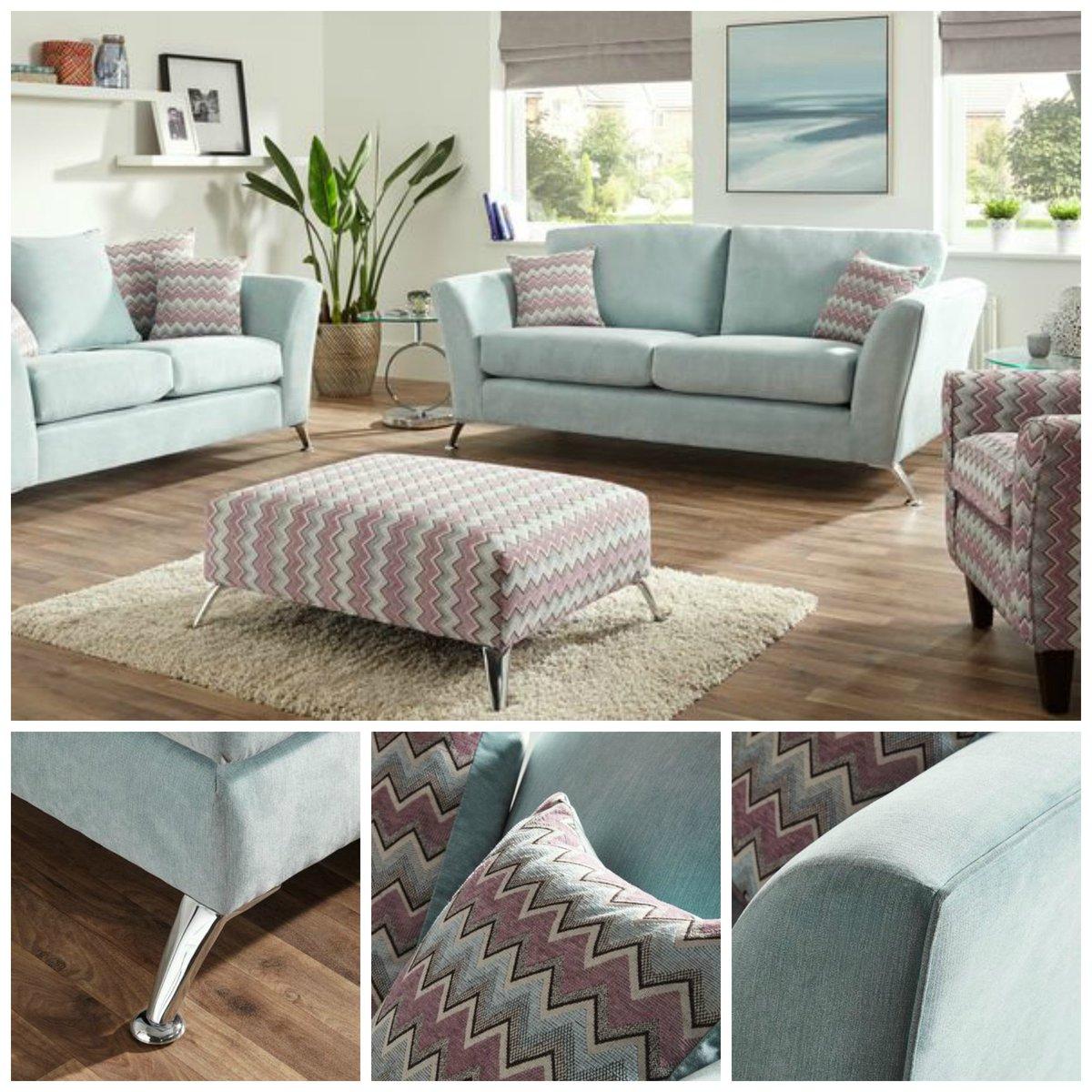 Scs Sofas On Twitter Extended Til Sunday This Jamesy 3 Seater Sofa Is Available From 6 23 Per Month With 4 Years Free Credit Https T Co 3ivcaqp9pq