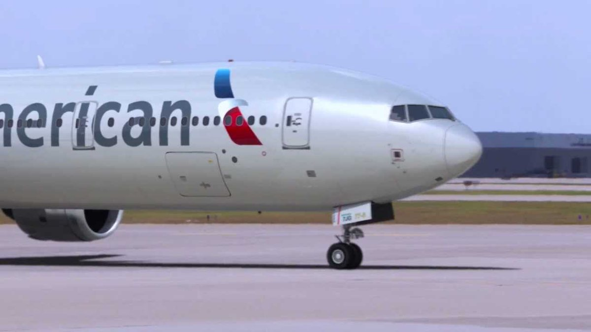 American Airlines Is The Latest To Join Fight Club (And Yes, There's Video) https://t.co/60qo2ituLC