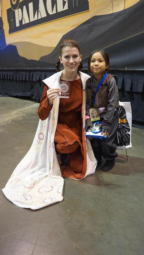 little jyn erso hands every leia a copy of the death star plans carrie fisher would love this