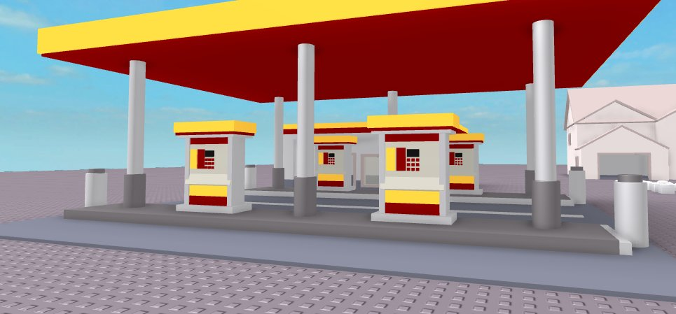 Jennybean On Twitter Gas Station Thingy Roblox Robloxdev
