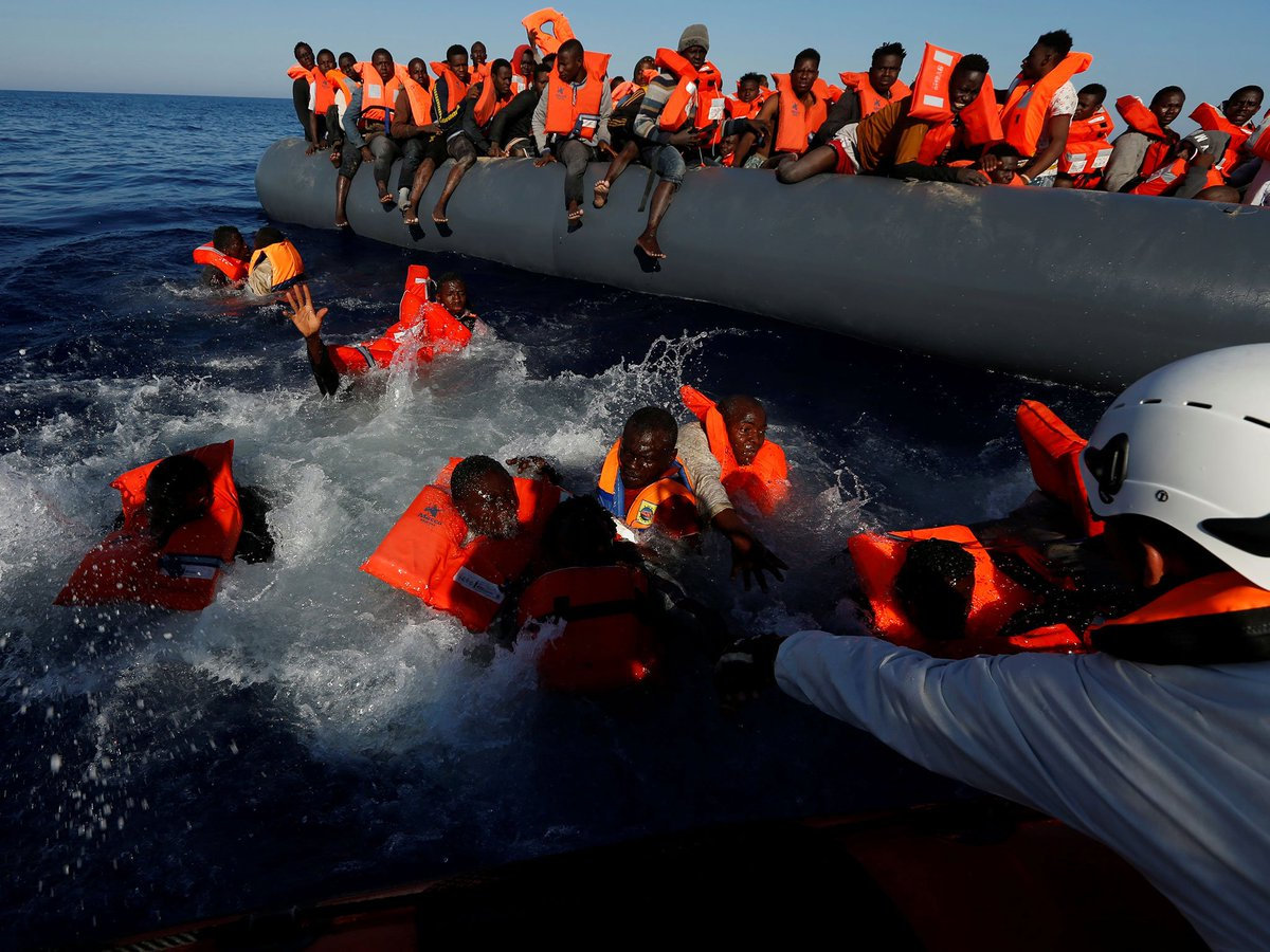 Image result for moas tweet capsize young children
