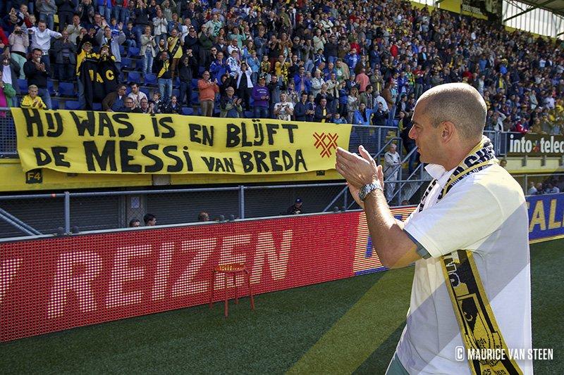 Nac Breda On Twitter Niemand Minder Dan De Messi Van Breda