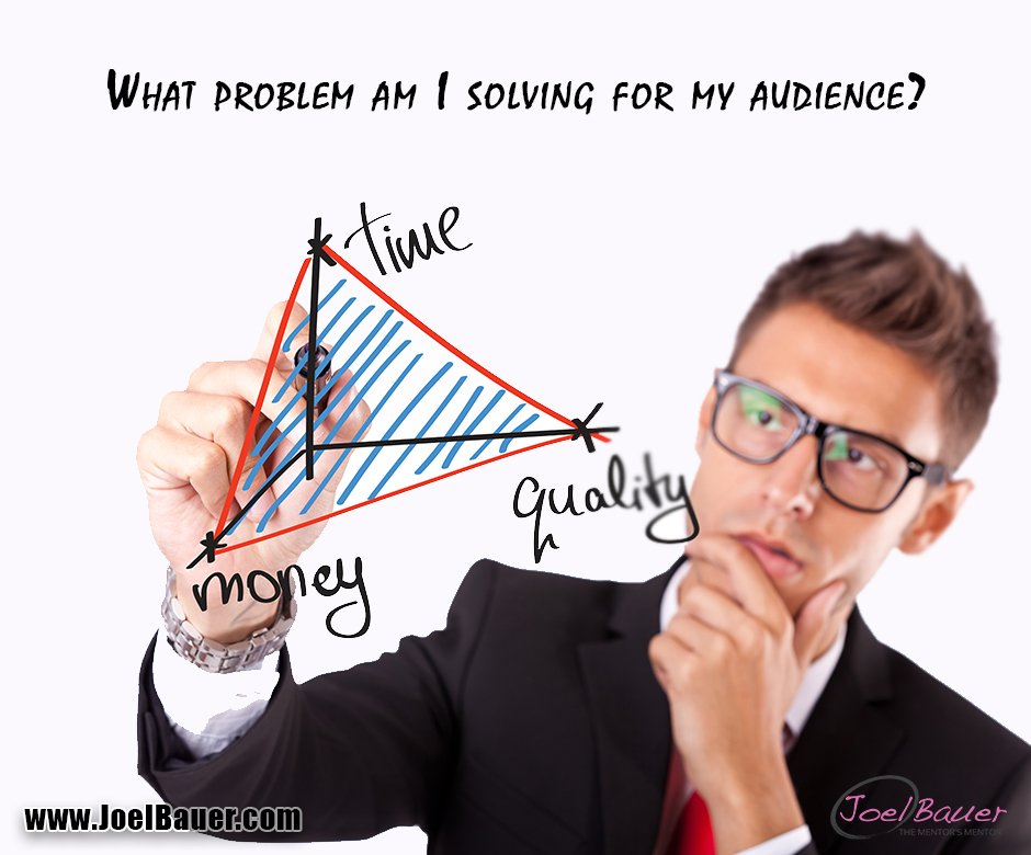 What problem are YOU solving for YOUR audience? #publicspeaking #speakers #speakingtips <br>http://pic.twitter.com/zUwAvKYlaO