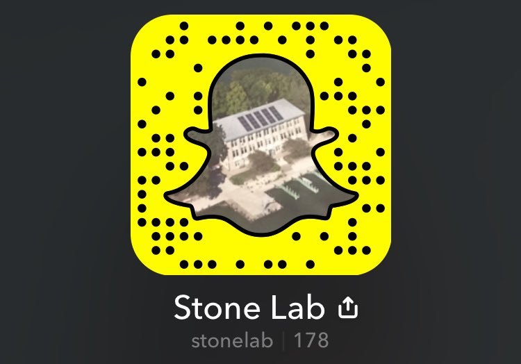 Follow @stonelab on Snapchat for #earthday updates from our spring work weekend on Gibraltar Island! https://t.co/XgQVASe7tg