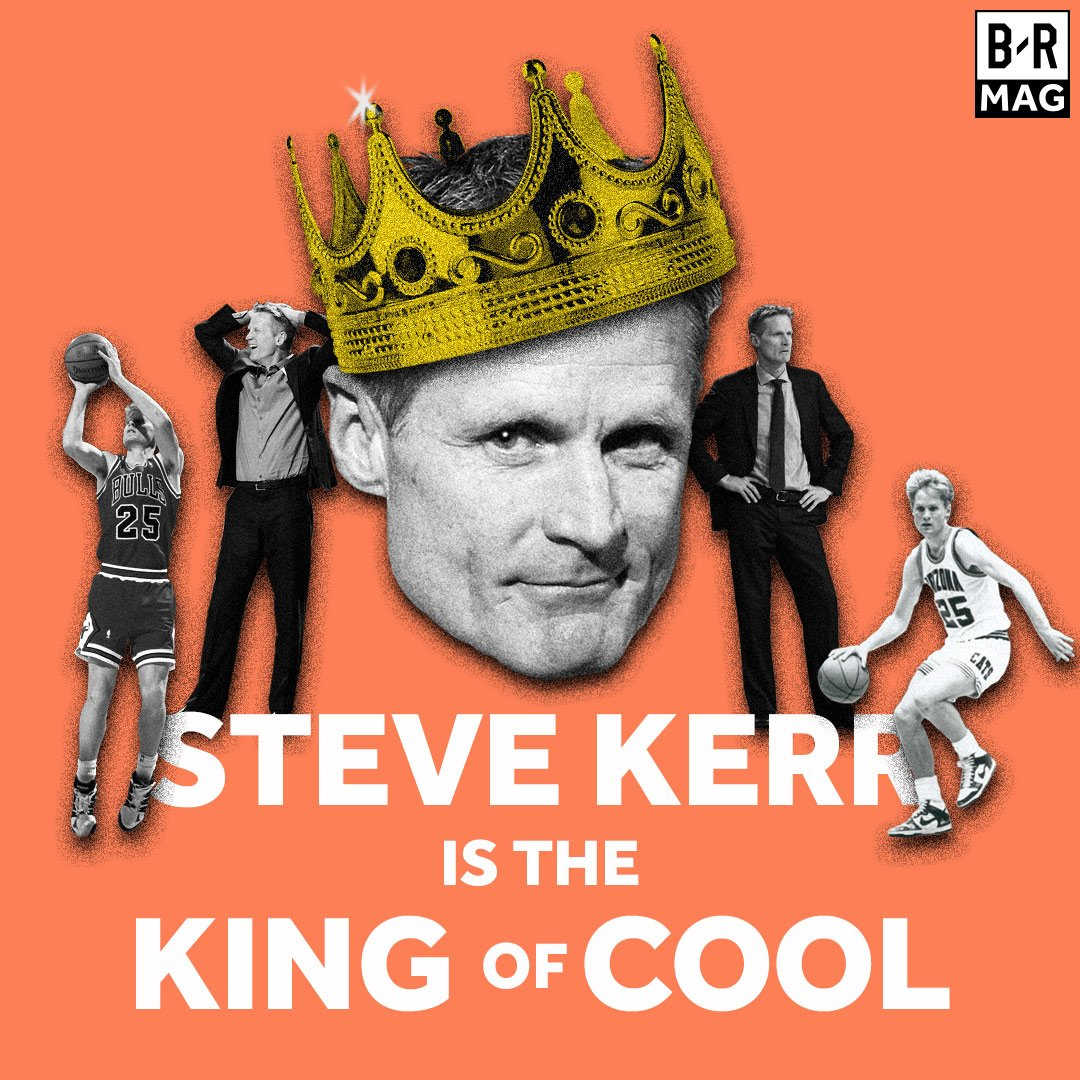 Forget 3-1 Steve Kerr is off to one of the best career coaching starts ever, and he's overcome tragedy to get here ble.ac/2pRcvmD