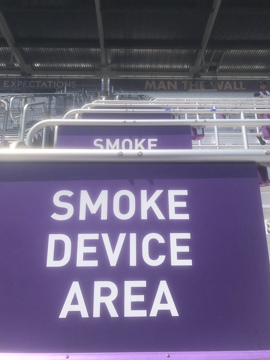 Come on @ORLPride we want to use smoke! #ORLvWAS #FilledWithPride #pri...