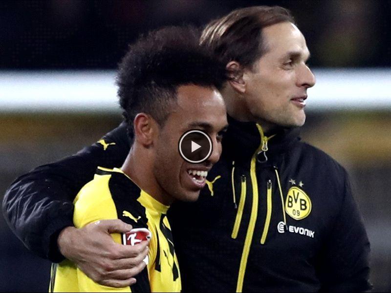 LIVE: #Borussia #Monchengladbach vs #Borussia #Dortmund   http:// wp.me/p67m4w-gRR  &nbsp;  <br>http://pic.twitter.com/pAYXj7EEeB