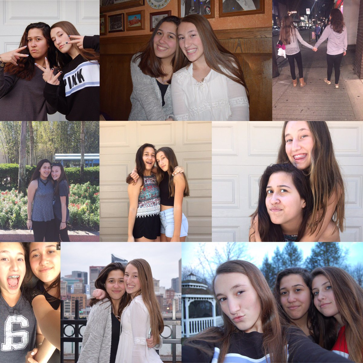 happy birthday alfredo I love you to the moon💖💖💖 forever missing seventh grade and our prime🤑🤑@carinamalbrecht 🎉💗👅