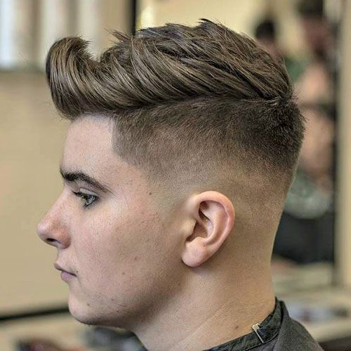 """Men S Haircuts 15 Best Styles For Looking Instantly: Men's Hairstyles Now On Twitter: """"23 Barbershop Haircuts"""
