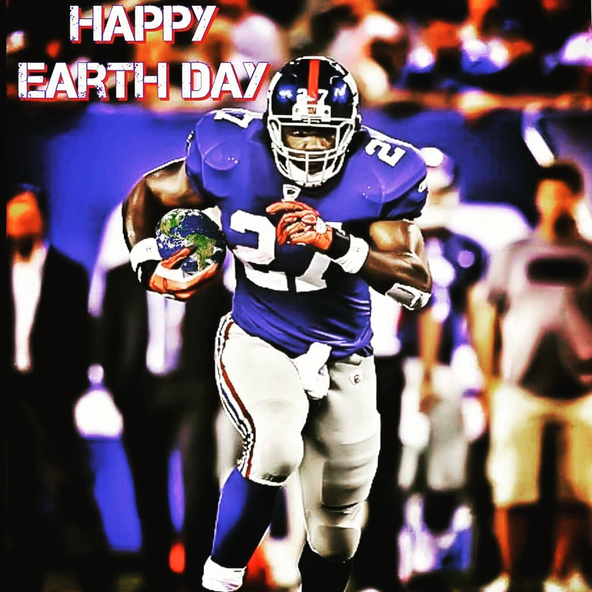 HAPPY EARTH DAY #GIANTS #GiantsPride <br>http://pic.twitter.com/BFj3UKDEuy