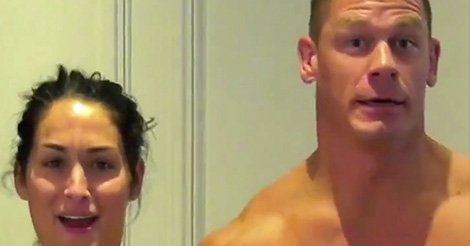 Why John Cena And Nikki Bella Stripped Naked For Fans My Tubes On Youtube