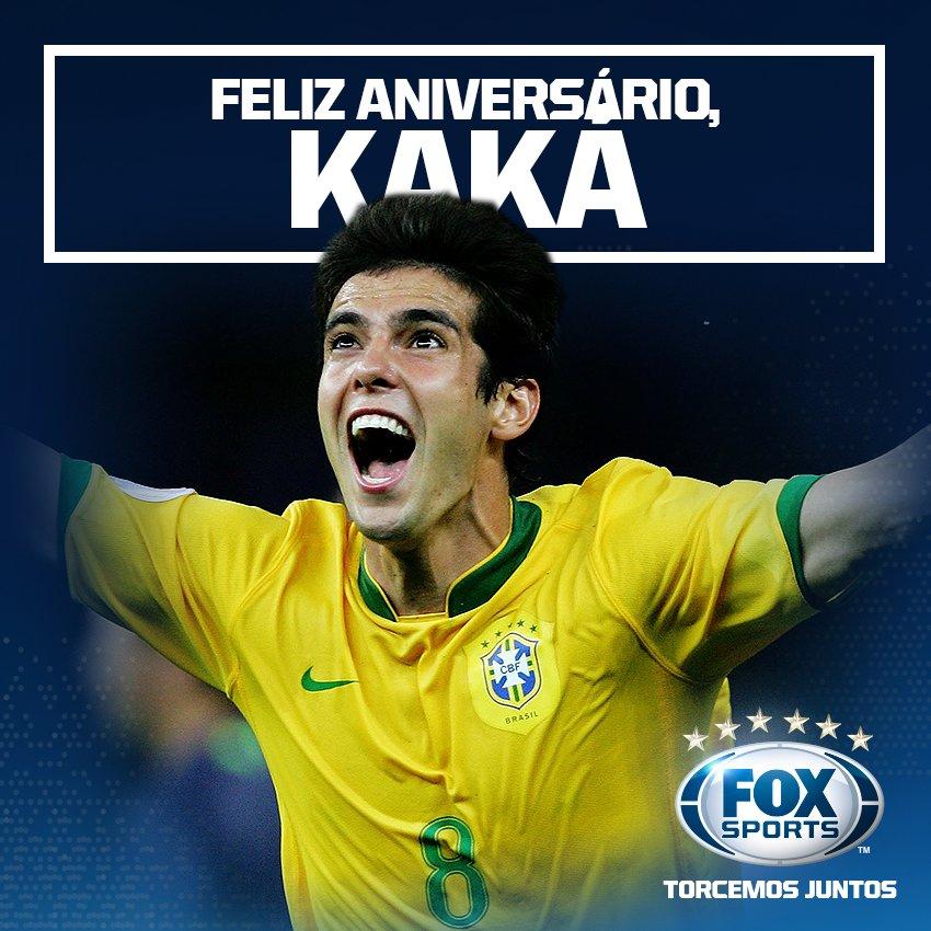 🏆 Italiano  🏆 Champions 🏆 Mundial  🏆 Copa do Rei 🏆 Espanhol 🏆 Copa do Mundo  Só Kaká desbancou Messi e CR7! Cada RT é um parabéns ao craque.