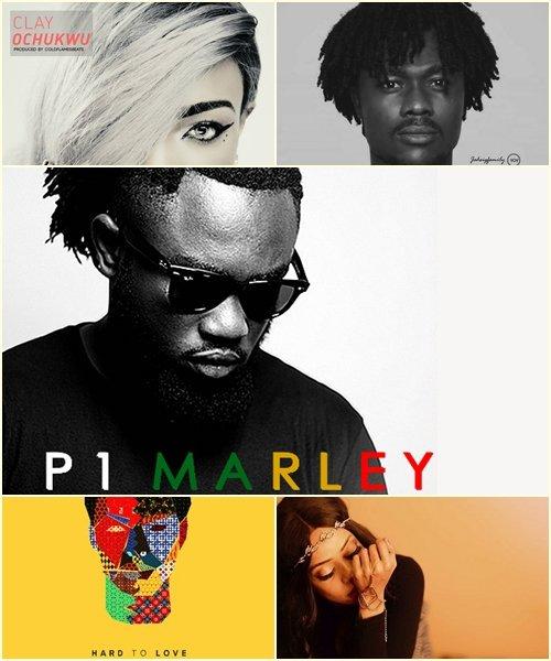 Top 5 #AfricanRising artistes this week. Tanzania: Ray C, Nigeria: @P1marley @clayrocksu, Kenya: @SilasMiami &amp; GH @BrainnaJahsig #MusicNews <br>http://pic.twitter.com/AzjZ9m8RND