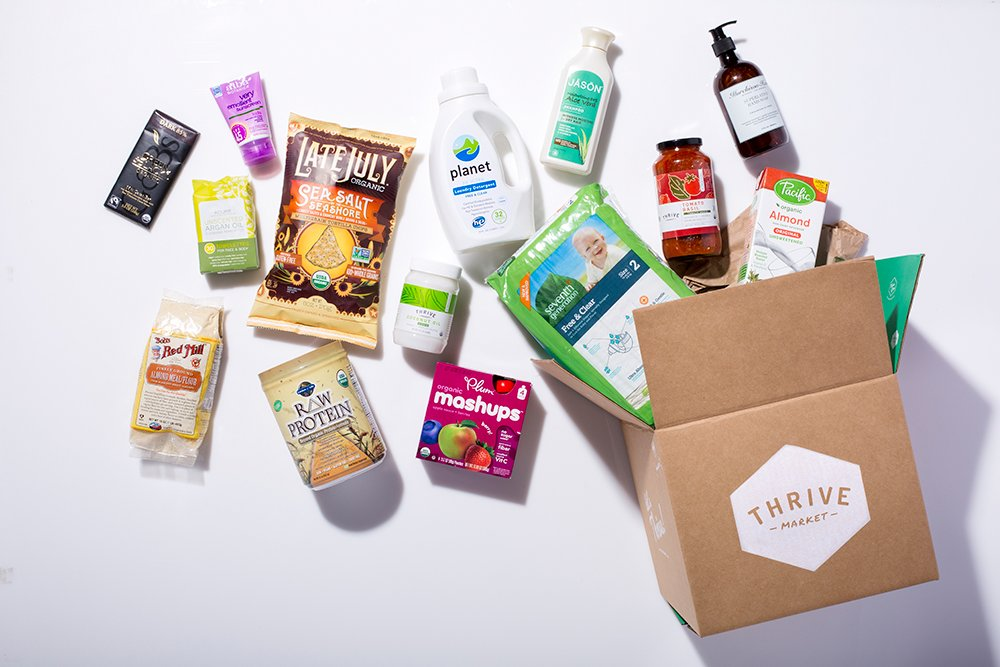 Celebrate #EarthDay  with an extra 30% off earth friendly products from #ThriveMarket! --&gt;  http:// bit.ly/2q1sTgE  &nbsp;   #ad #green #vegan #healthy<br>http://pic.twitter.com/kpLUh34ju4