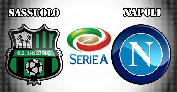 NAPOLI-SASSUOLO Streaming Gratis: info Facebook YouTube con cellulare e computer