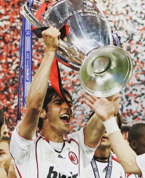 Happy birthday to the living legend who is loved and an inspiration to many - Ricardo Kaka!