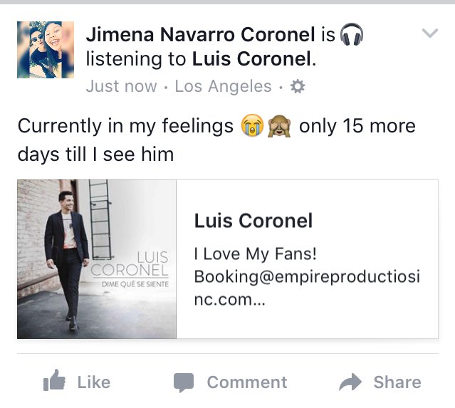 Currently in my feelings  @luiscoronel281 #May7 #Pomona #QueBuena #CincoDeMayoFestivalpic.twitter.com/r7aFfYZRWK