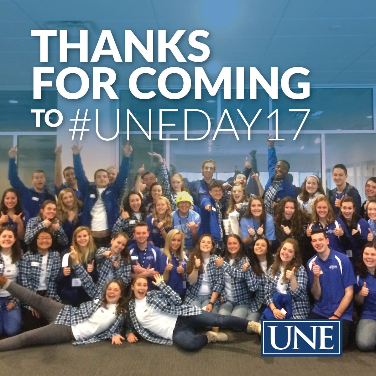 Thank you for coming we hope you had a wonderful time and that we see you again soon! #UNEday17 #UNE <br>http://pic.twitter.com/NflkyefBA0