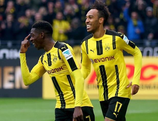 Video: Borussia M gladbach vs Borussia Dortmund