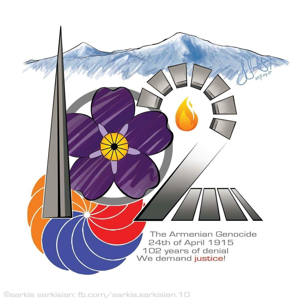 #Justice Will Prevail #KeepThePromise #ArmenianGenocide #NeverForget<br>http://pic.twitter.com/8rKkCp5rhZ
