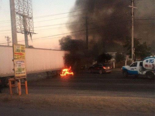 Abaten en enfrentamiento a 'Pancho Carreón' ya 'El Toro' en Tamaulipas