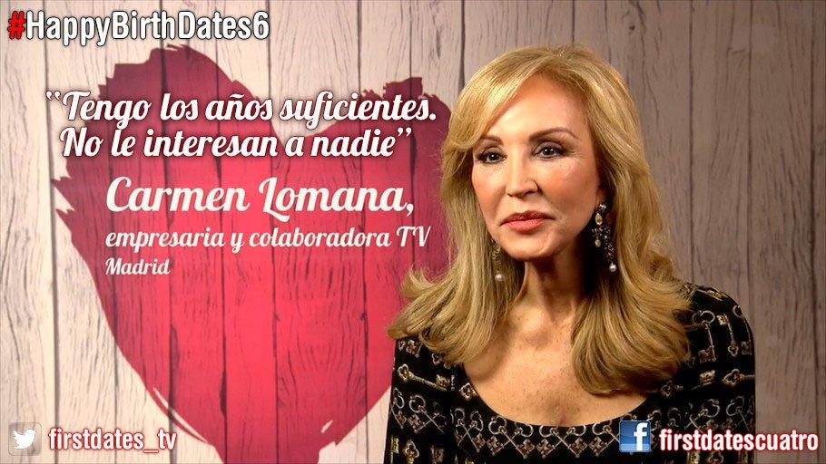 Carmen lomana carmen lomana twitter - Biografia de carmen lomana ...
