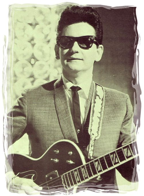 Happy Birthday to Roy Orbison who would\ve been 81 today!