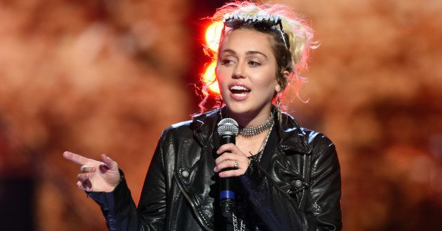 Not only is Miley Cyrus is Marvel's next movie, but she may be coming...