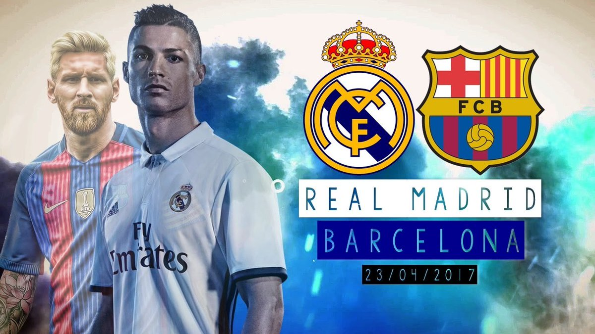 REAL MADRID BARCELLONA Streaming Gratis: dove vedere Diretta TV con Facebook Live-Stream Video YouTube